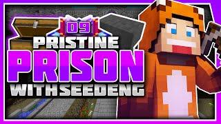 Minecraft Prison Let's Play - Episode 9 - MVP PICK GIVEAWAY! ( Semi-OP Prison )