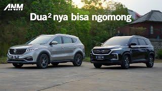 SUV Tiongkok 300 jutaan | DFSK Glory i Auto vs Wuling Almaz pilih mana?