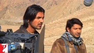 Making Of The Film - Part 3 - Kabul Express