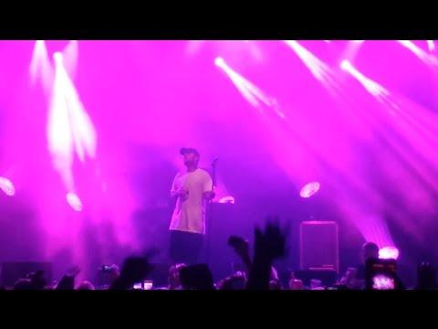 Mac Miller - Purple Rain (Prince Tribute) Live @Warsaw, Poland (Popkiller.pl)