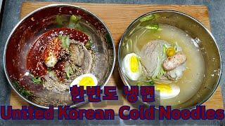 한반도의 냉면 United Korean cold noo…