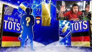 20 GUARANTEED TOTS PACKS!! OMG I GOT HIM!! FIFA 19