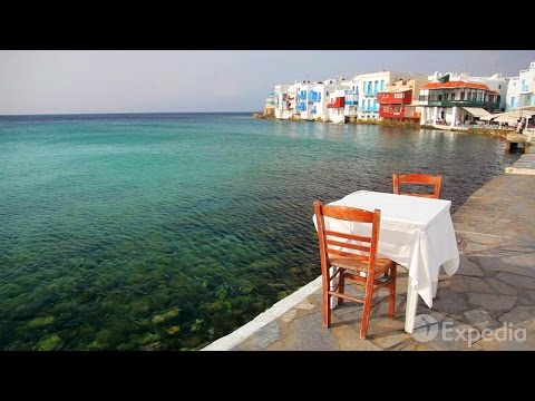 Mykonos - City Video Guide