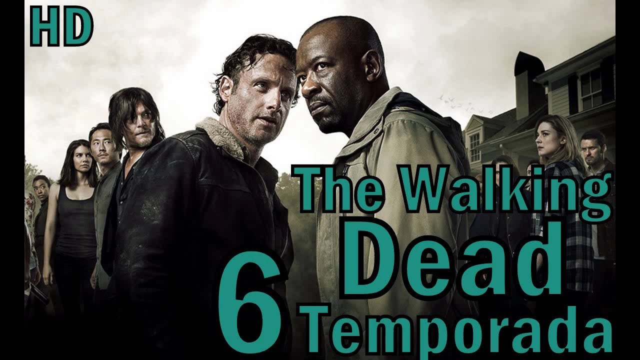 Como Baixar The Walking Dead 6 Temporada Dublado Youtube