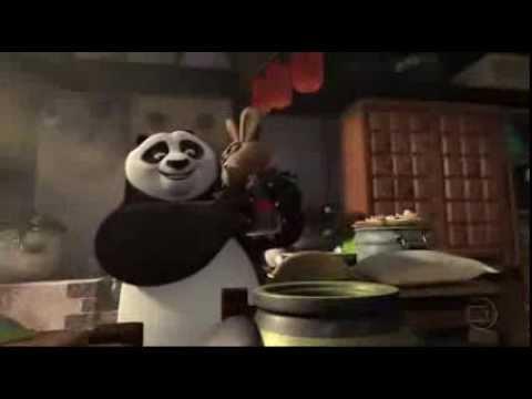 Natal do Kung Fu Panda