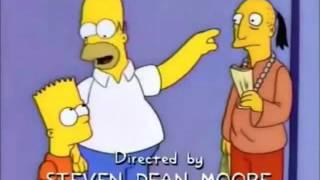 Os Simpsons Malandramente vs bumbum granada