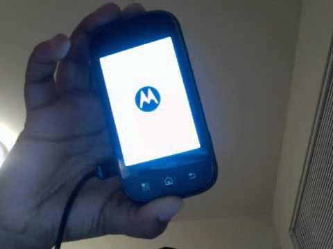 Motorola cliq keeps restarting