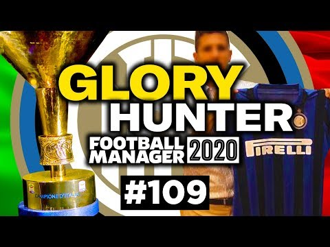 GLORY HUNTER FM20 | #109 | SORRY ARSENAL, HE'S MINE! | Football Manager 2020