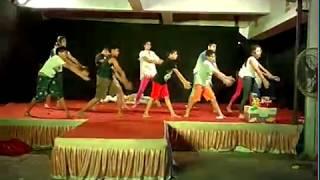 DREAMS OF STREET KIDS - Performance on Abhi Mujh Main kahin (Agneepath) & Jhingaat (Sairat)
