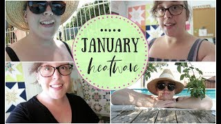 January #2 | Feeling Hot! Hot! Hot!