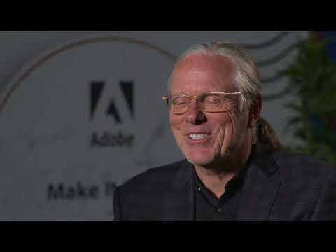 Jeff Goodby talks Adobe, advertising & starting an agency - Adobe at D&AD Festival 2018 | Adobe UK