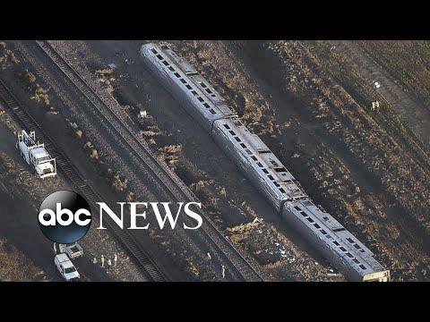 Investigation into deadly derailment of Amtrak train  WNT