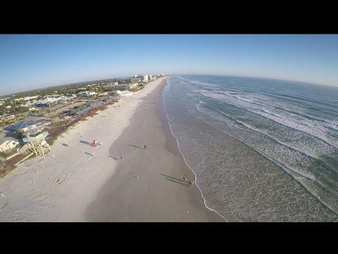 New Smyrna Beach, Florida Vacation Recap