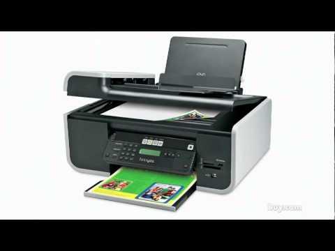 Lexmark X5650 Color All in One Inkjet Printer