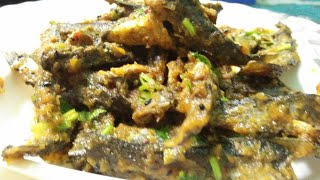 Tangra Macher jhal - Authentic Bengali Fish Recipe