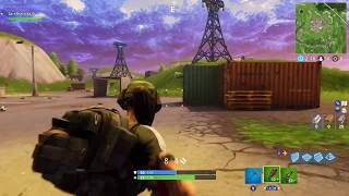 FORTNITE Shotgun Headshot! JEU GRATUIT GAME CODE GIVEAWAY WENSDAY!!