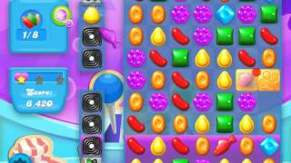 Candy Crush Soda Level 208 Walkthrough Video & Cheats