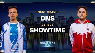DnS vs ShoWTimE PvP - Round of 16 - WCS Montreal 2018 - StarCraft II
