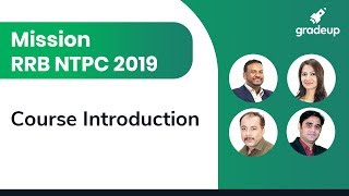 Mission RRB NTPC/JE 2019: An advanced course for NTPC Exam | Orientation @ 7 PM