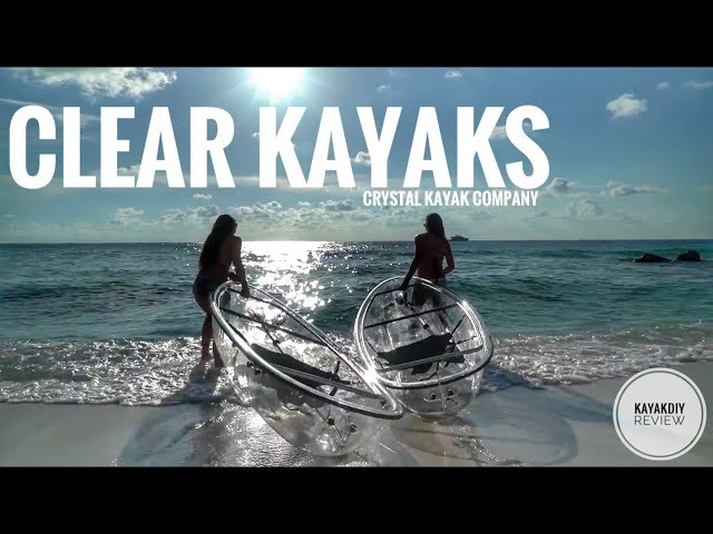 The Clear Winner In Clear Kayaks!