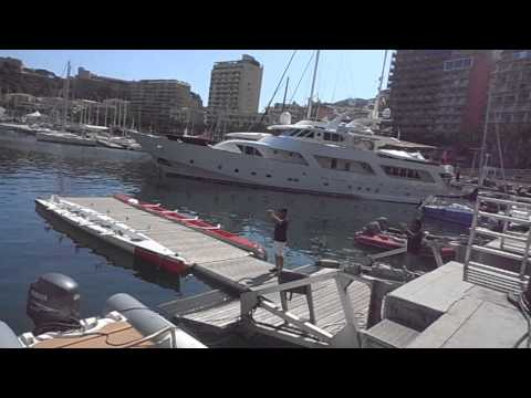 Les Yacht De Monaco (bateau De Riche !)