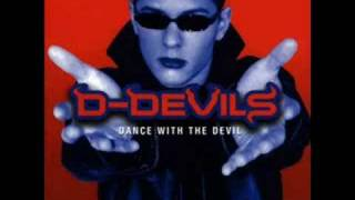 D-Devils - Paranoid In Hell