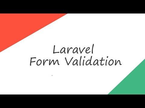 Laravel 5.4 Form Validation - Display Errors in View