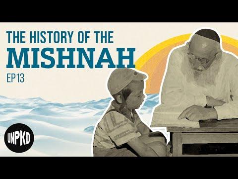 The Mishnah - Writing Down Jewish Law