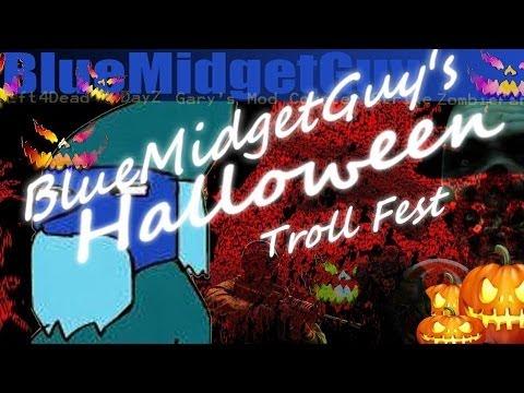 Halloween Troll Game Fun Fest!