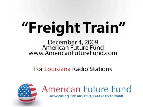 AFF - Freight Train - Louisiana