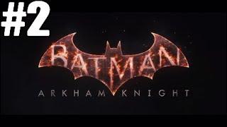BATMAN: ARKHAM KNIGHT - O CHARADA   (PT-BR)