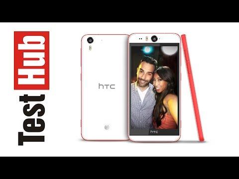 HTC Desire EYE - Test - Review - Recenzja - Prezentacja PL