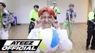 ATEEZ(에이티즈) - 'WAVE' Dance Practice (우당탕탕 큐티 ver.)