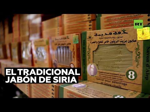 RT en Español: Método ancestral para producir jabón en Siria