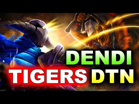 DENDI + TIGERS vs DeToNator - SEA ELIMINATION! - StarLadder ImbaTV MINOR DOTA 2 thumbnail