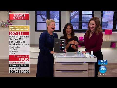HSN | Beauty Gift Event featuring Deborah Lippmann 11.30.2017 - 03 PM