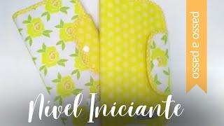 Passo a Passo: Kit de Higiene Bucal em Cortes Sublimado – By Fe Atelier