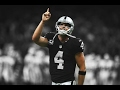 "Derek Carr || ""M.V.P"" ᴴᴰ 