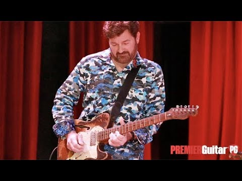 Tab Benoit Rig Rundown Trailer