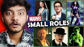 10 volte Marvel ha scelto attori famosi per ruoli molto piccoli in MCU