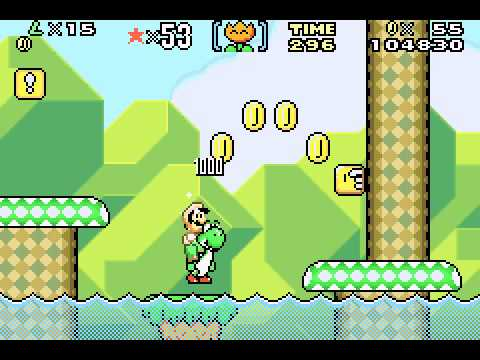 super mario bros 2 game boy advance walkthrough