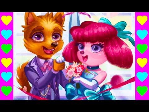Мультик про собачью свадьбу. Детский мультфильм про жениха и невесту. Интересные мультики для детей.