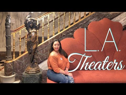 AMAZING L.A. Theaters TOUR