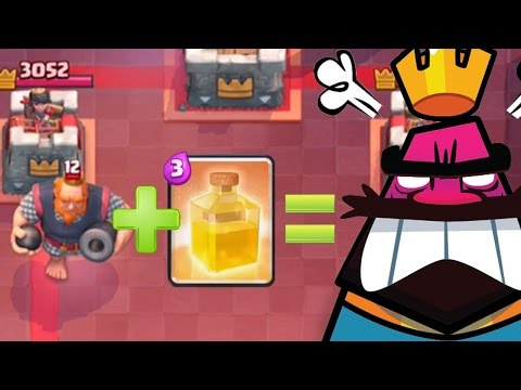 HEAL SPELL WILL BREAK THE GAME | Clash Royale | Ultimate Champion Ep. 2