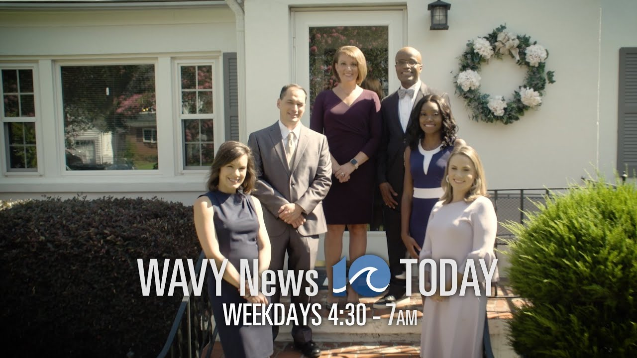 WAVY News 10 Today AM Image Spot