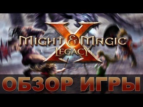 Might and Magic X Legacy: рецензия / обзор игры с ранним доступом