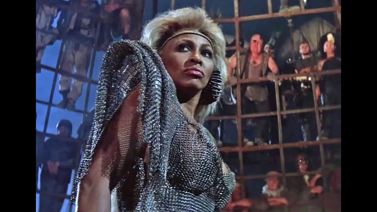 One Of The Living - Tina Turner - Movie True Version - YouTube