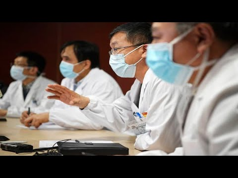 China reports nearly 1,900 new cases of coronavirus