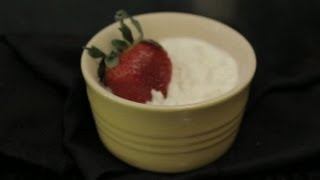 Marshmallow & Mayonnaise Fruit Dip Recipe : Sweet Dips