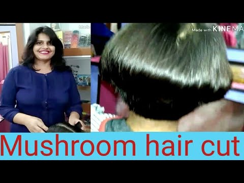 Mushroom Hair Cut Easy Baby Cutseema Jaitly Youtube